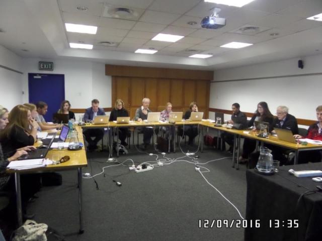 wordpress training course participants newlands cape town