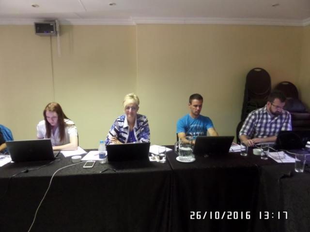 wordpress training course participants pretoria