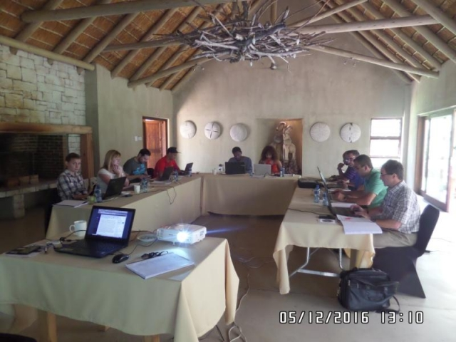 wordpress training course participants fourways