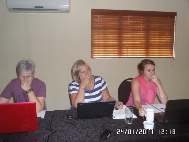 wordpress training course participants centurion