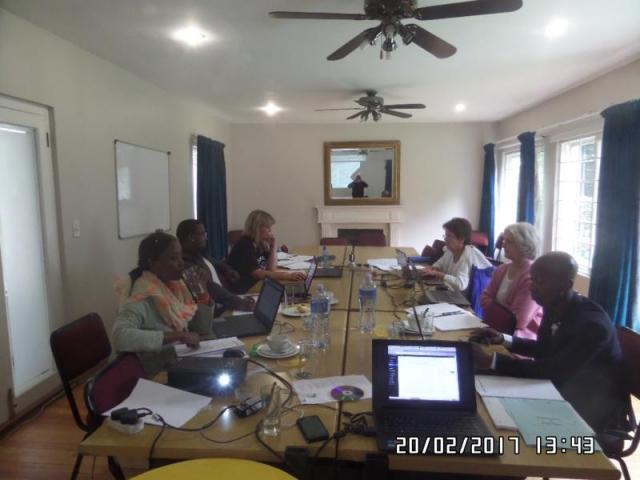 wordpress training course participants auckland park