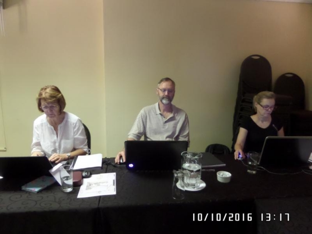 wordpress training course participants pretoria