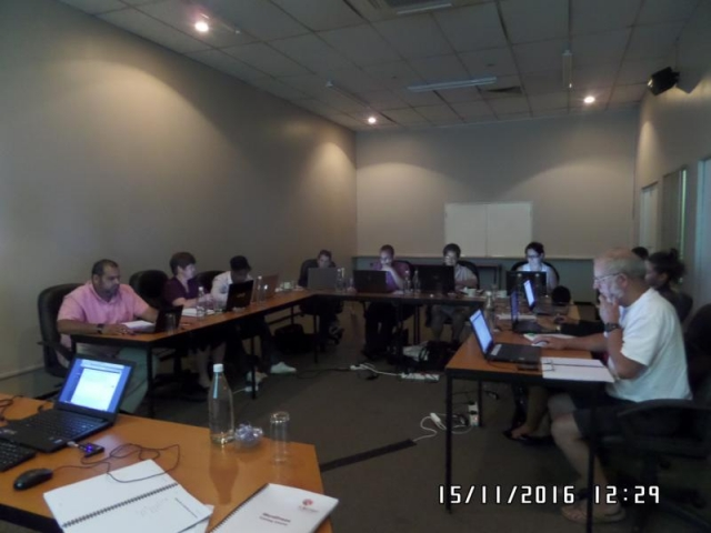 wordpress training course participants durbanville