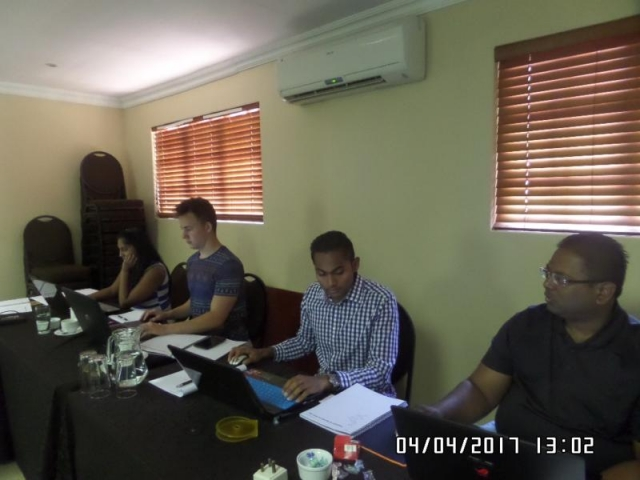 wordpress training course participants centurion